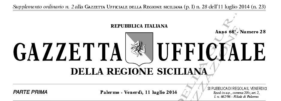 Gazzetta Ufficiale Calendario Venatorio Sicilia.Consiglio Siciliano Della Caccia